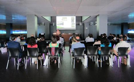 Jornada Técnica Materiales y Soluciones Constructivas Innovadoras, Barcelona