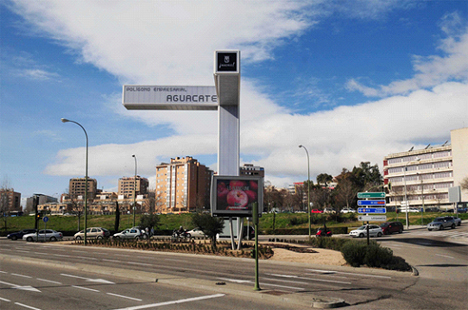 poligono Industrial Aguacate, Madrid