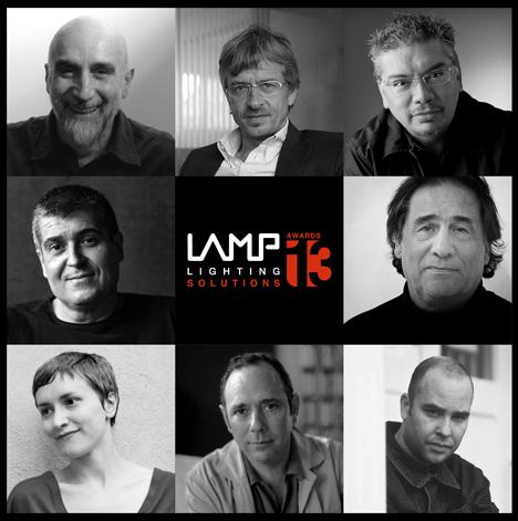 Jurado Premios Lamp 2013