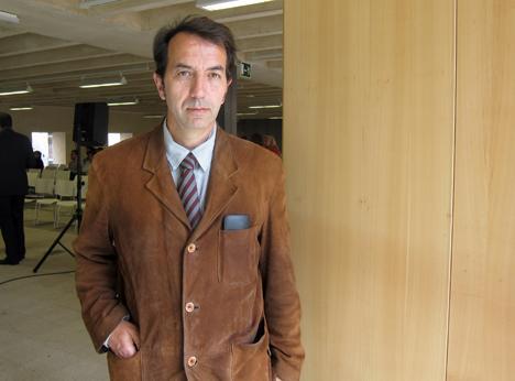 Juan Ignacio Mera, Director de la Cátedra Fisac - Lafarge y Director de la Escuela de Arquitectura de Toledo
