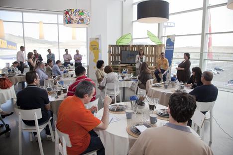 Presentacion Memoria Soatenibilidad 2011 en IKEA Valladolid