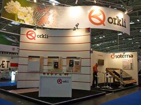ORKLI en la Feria Intersolar de Munich