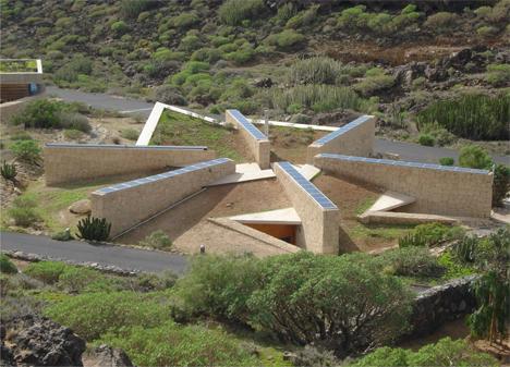 Urbanización Bioclimática en Tenerife, La Estrella