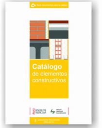 Nuevo Catálogo de elementos constructivos v.03.60 del IVE