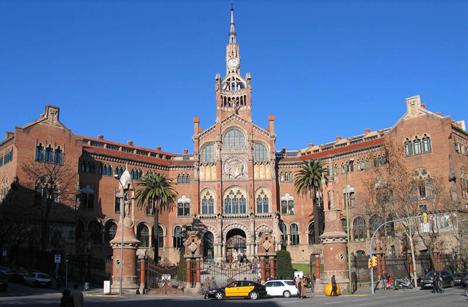 Santa Creu i Sant Pau de Barcelona