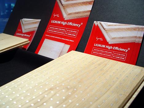 LIGNUM High Efficiency®, un pavimento de madera que optimiza las prestaciones de los sistemas radiantes de calefacción y refrigeración