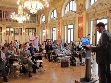 Jornada sobre la perspectiva de la Administración a las Ciudades Inteligentes