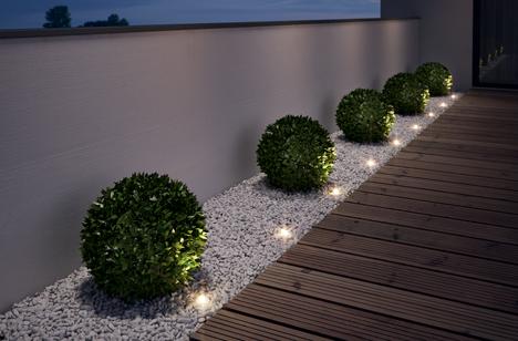 Iluminación Noxlite Led Garden de Osram
