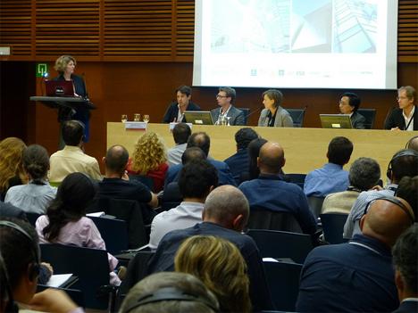 Congreso Internacional de Envolventes Arquitectónicas que organizo TECNALIA