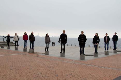 Team DTU social event in Malmo (Natalia Dudareva)
