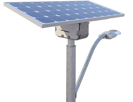 Nueva farola solar EG145 de Almarín