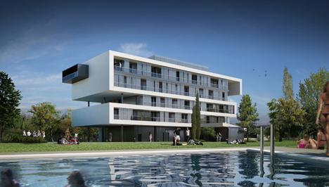 Proyecto de Viviendas Sostenibles en Rivas Vaciamadrid de TOUZA Arquitectos