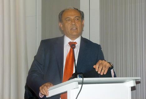 El Director General de Saint-Gobain Placo Ibérica, Víctor Bautista
