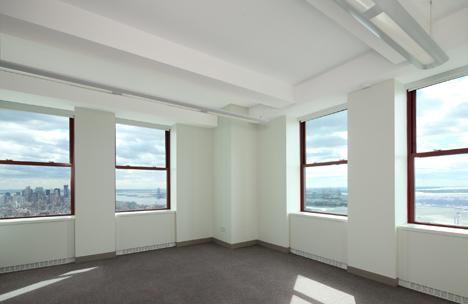 Empire State Building, interior