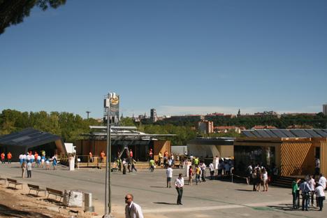 Villa Solar Decathlon 2012