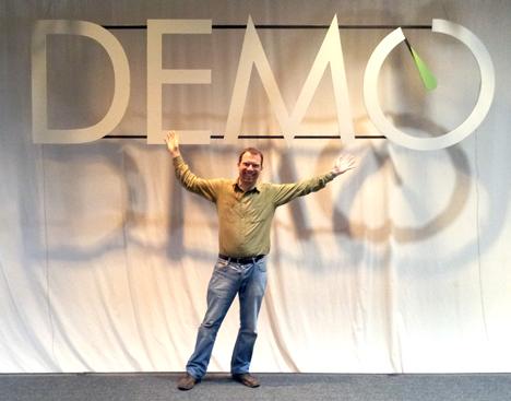 El fundador de Sustainable Reference, Andy Bäcker