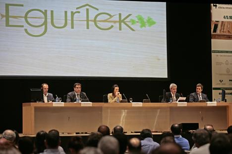 Inaugurada la IV edición de EGURTEK