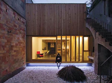 La Casa Eficiente MZ, de Calderon Folch Sarsanedas Arquitectes, gana el IV Premio Eficiencia Energética Isover