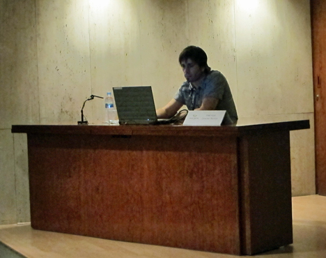 Iñigo Barberena, Arquitecto del Estudio i2G Arquitectos