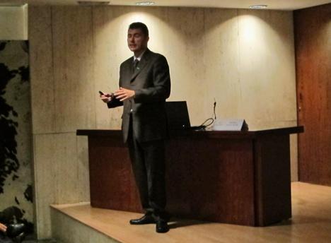Guillermo Sánchez Álvarez, Project Manager Sustainability EBE de BASF Construction Chemical España