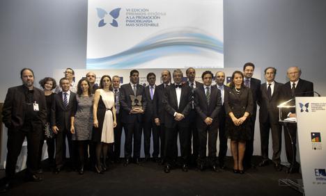 Endesa entrega los Premios a la Promoción Inmobiliaria Más Sostenible