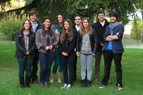 Club Solar Decathlon de la Escuela de Arquitectura de la Universidad de Navarra