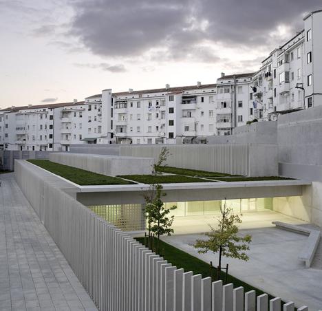 Escuela infantil municipal Fuerte el Príncipe de Pamplona, en Edificación, han sido galardonados con la máxima distinción de la 15ª edición de los Premios Construmat