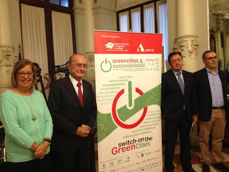 Presentación Greencities & Sostenibilidad