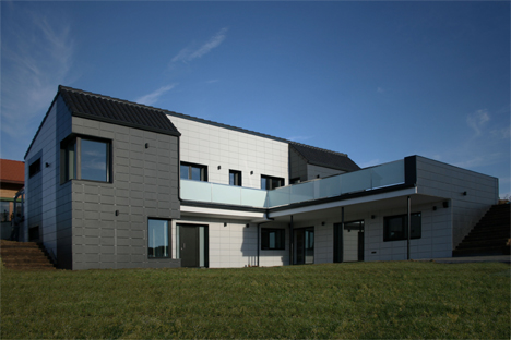 Vivienda Passivehaus, proyecto realizado por la empresa Ekoetxe Green Building