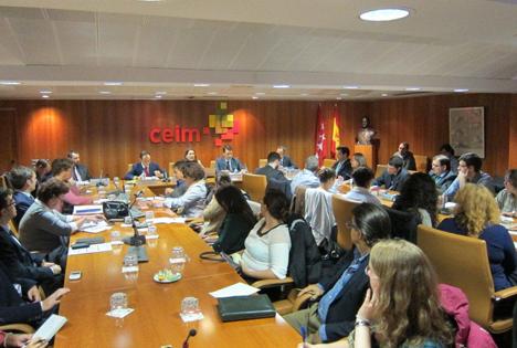 """""""Eficiencia energética en espacios comerciales"""", organizada por el Foro Acción CO2"""