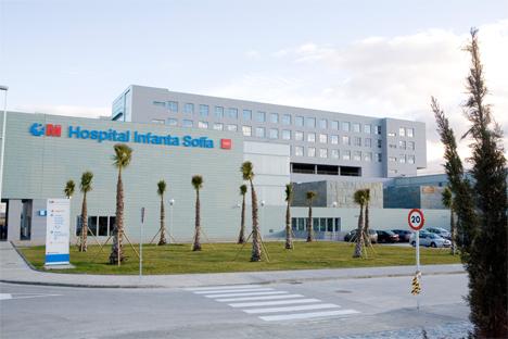 Hospital Universitario Infanta Sofía