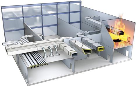 Isover lanza ClimCalC Acoustic, nuevo software para instalaciones de climatización, ilustración