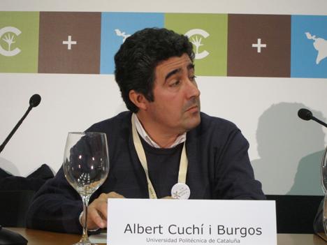 Albert Cuchí i Burgos de la Universidad Politécnica de Cataluña