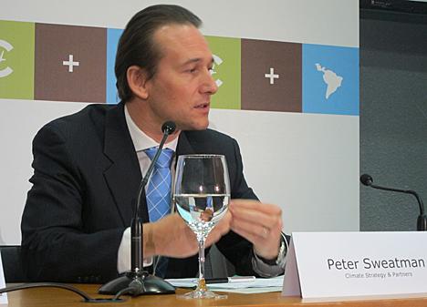 Peter Sweatman de Climate Strategy & Partners