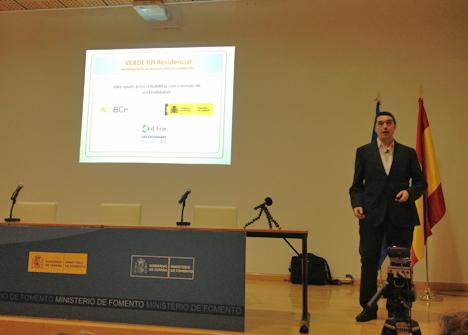Leopoldo Férnandez, director de D-Fine y Evaluador Acreditado VERDE