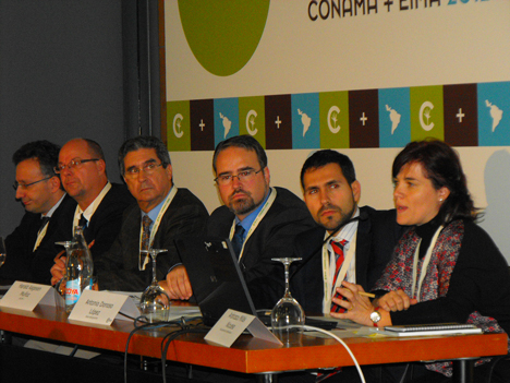 Jornada sobre Contaminación Acústica enmarcada en el área de Calidad Ambiental en CONAMA 2012