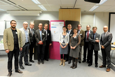 Presentación de la Red Europea de Centros de Ecodiseño