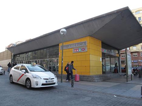 Isover instala Paneles aislantes NV-70 en el Intercambiador de Avenida de América en Madrid