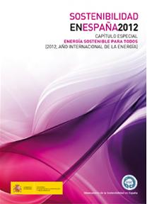 Informe anual Sostenibilidad en España 2012