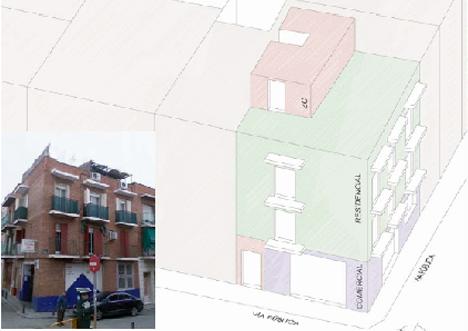 Edificio elegido, Proyecto PREI