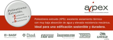 AIPEX, Asociación Ibérica de fabricantes de Poliestireno Extruido XPS