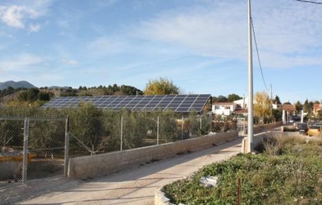 Gehrlicher Solar construye uno de los primeros proyectos de suministro eléctrico para autoconsumo en una urbanización mediante tecnología solar en Murcia