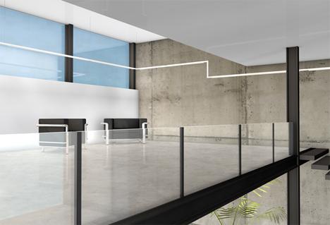 Slim System de Fluvia, luminarias de diseño sostenible, nueva marca del grupo Simon
