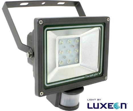 GlacialLight presenta su foco LED: GL-FL30S-V2