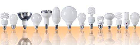 Lámparas eficientes de Osram