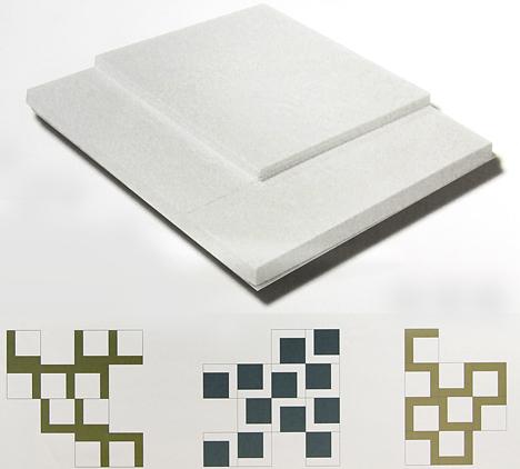 Baldosa SI, de Laura Alejandre, de la Escuela Técnica Superior de Arquitectura de Madrid