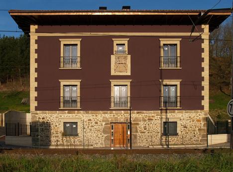 """La rehabilitación de la Casa San Cristobal recibe el tercer premio de la I Edición de los  Premios """"Edificios Urbanos Sostenibles 2013"""""""