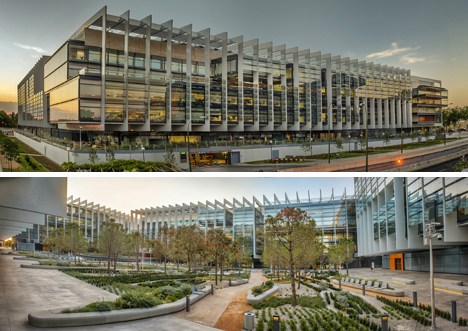Campus repsol construible for Repsol oficinas