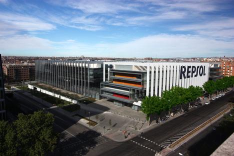 Campus Repsol, visión general
