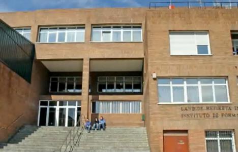 El Instituto Tartanga en Erandio